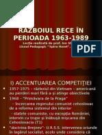 r Zboiulrece Nperioada1963 1989