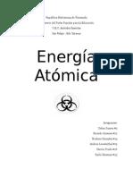 Energía Atomica