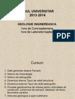 Geologie-Alcatuirea Pamantului