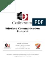 Cellocator Wireless Communication Protocol v28 (Rev9)