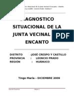 Diagnostico Situacional de La j.v El Encanto