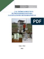 Manual Procedimientos Meteoro