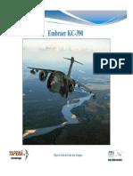 Apresentação do KC390 pela Equipe Taperá