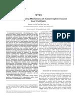 Jaeschke and Bajt, 2005 Intracellular Signaling Mechanism