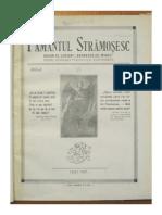 Pamantul Stramosesc An I, nr. 3