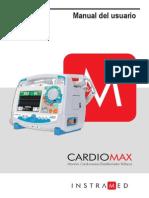 Manual Del Usuario Cardiomax Esp