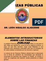 Introducción a las Finanzas Publicas