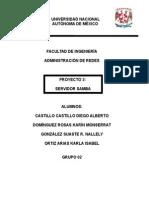 Proyecto 3- Samba Final