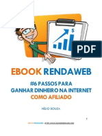 E-BOOK RENDAWEB