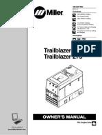 Trailblazer 325 Diesel