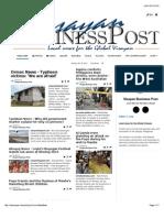 Visayan Business Post.25.01.15