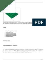 especificaciones laminas lamilit