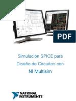 Simulacion SPICE Para Diseno de Circuitos Con NI Multisim