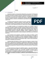 Informacion Modelo de Gestion Del Municipio de Loja