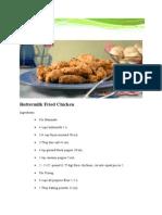Buttermilk Fried Chicken (Anna Olson)
