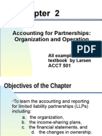 Partnership Accounting (PoA-Pt2) Notes