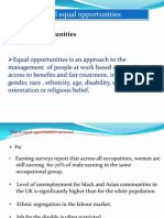Equal Opp Diversity