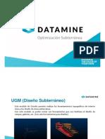 Planeamiento_Subterraneo_Datamine