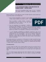Creacion Del CD Autoejecutable power point