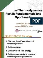 13th 14th Thermodynamics