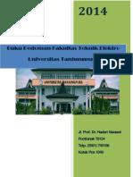 Buku Pedoman Fakultas Teknik Elektro Untan