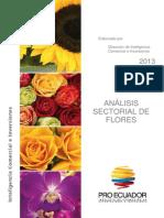 ANÁLISIS SECTORIAL DE FLORES
