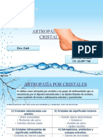 Atritis Por Cristales