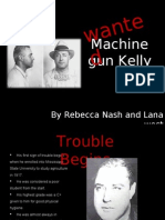 Machine Gun Kelly Powerpoint