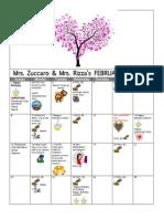 february calendar docx