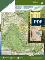 Batona 14 Trail Map