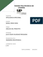 Analisis Del Principito