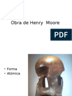 Obra de Henry Moore
