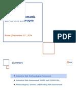 Industrial Risk Management
