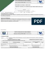 Instrumentacion Didatica Estudio Del Trabajo II