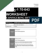 NT2670 Lab3-1 Worksheet
