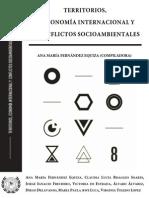 Territorios, Economía Internacional y Conflictos Socioambientales