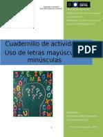 Cuadernillo Espanol Instrumental
