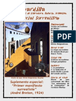 Revista La Buhardilla nº 24 Especial Surrealismo