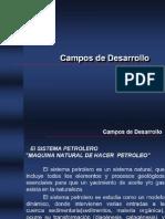 1.5 Campos de Desarrollo 2014