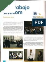 Teletrabajo Telecom