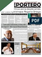 El Reportero 25 Enero 2015
