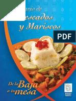 Recetario de Pescados Y Mariscos - Volumen 3 Alba
