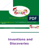Education Inventions and Discoveries