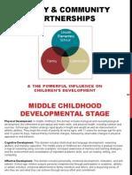 parent involvement parent and community partnerships