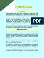 Lectura Notas Sobre Estadstica Descriptiva