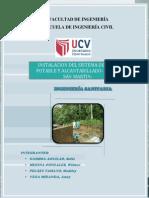 Informe Completo Red de Distribucion