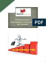 Planejamento, Estratégias e Técnicas TJBA 2014-2