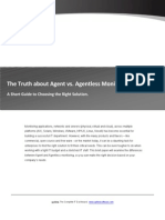 Truth About Agent vs Agentless