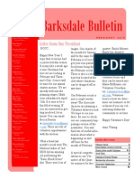 February 2015 Barksdale Officers' Spouses' Club Newsletter