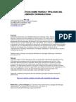 Apuntes Críticos Sobre Teorías y Tipologias Del Liderazgo Organizacional